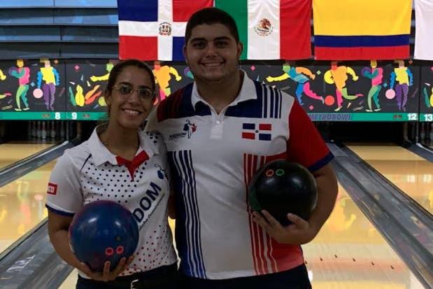 Arbaje  y Hermón  ganan oro  en Open Juvenil de  boliche