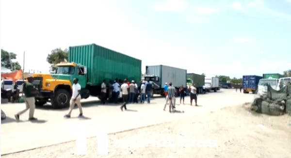 Importadores de cemento Haití protestan por alto costo del producto en República Dominicana