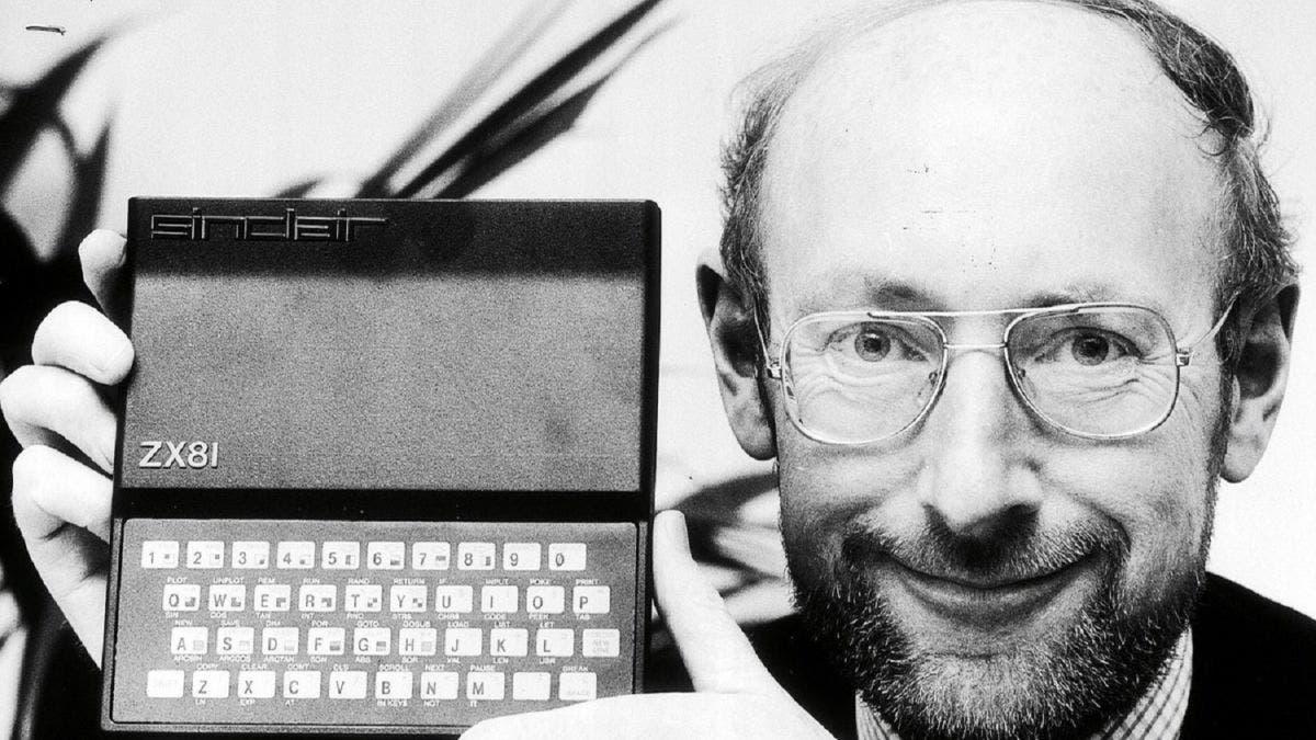 Muere Sir Clive Sinclair precursor de la informática doméstica