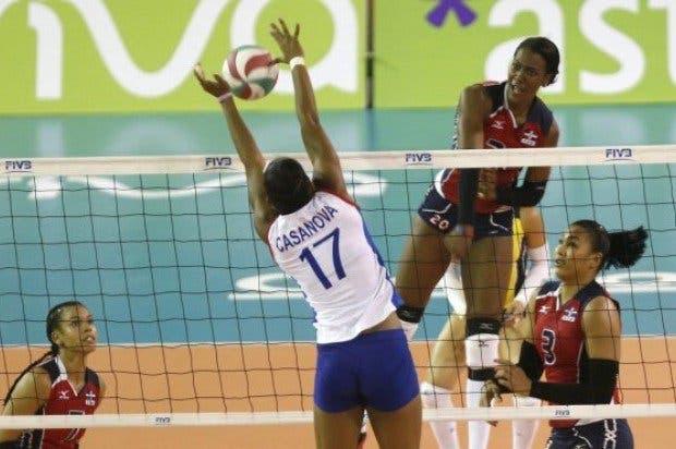 Video: Las Reinas del Caribe derrotan a Cuba 3-0