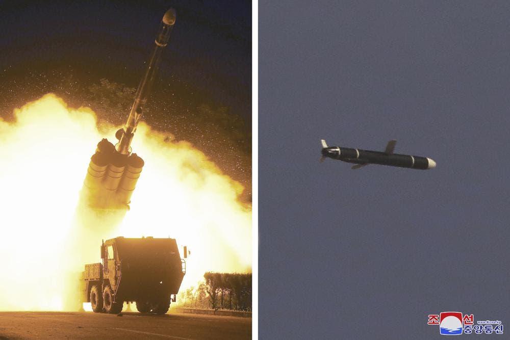 Corea del Norte prueba misiles crucero de largo alcance