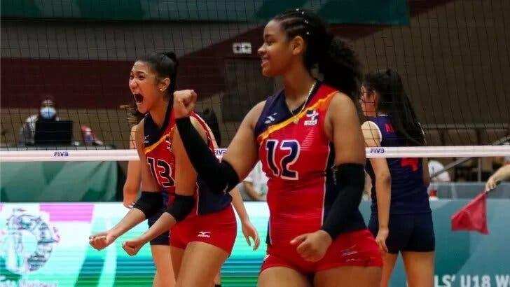 República Dominicana vence a Perú en Mundial U-18