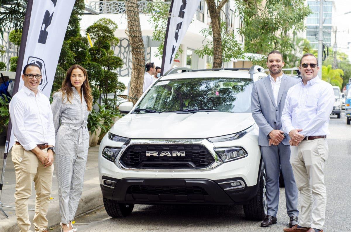 Nueva Ram 1000 llega a RD con más estilo y tecnología