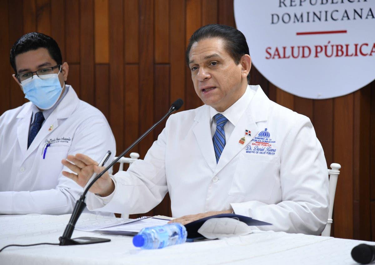 Ministro de Salud: «El no vacunado es el ideal para la variante delta»