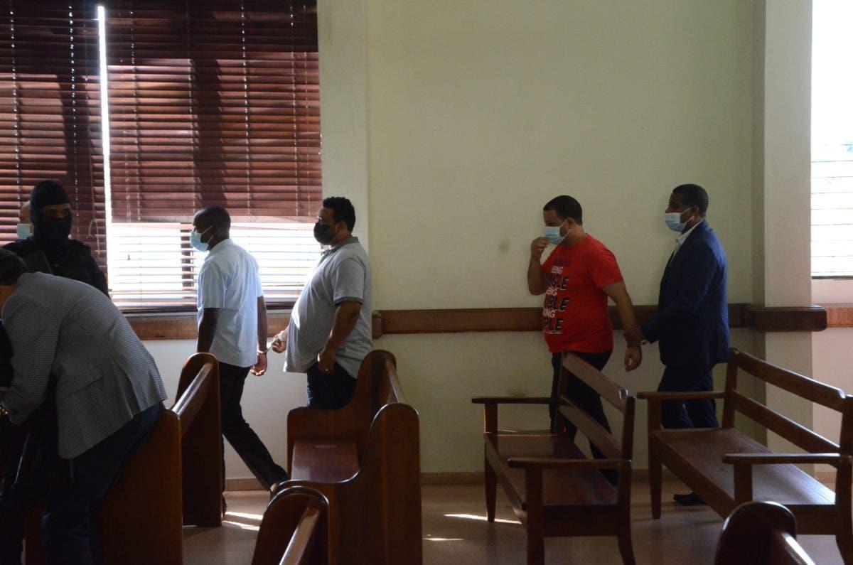 En fotos: Conocimiento de medidas de coerción a implicados en caso Falcón