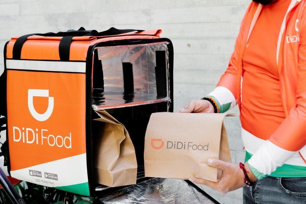 DiDi Food llegará a República Dominicana