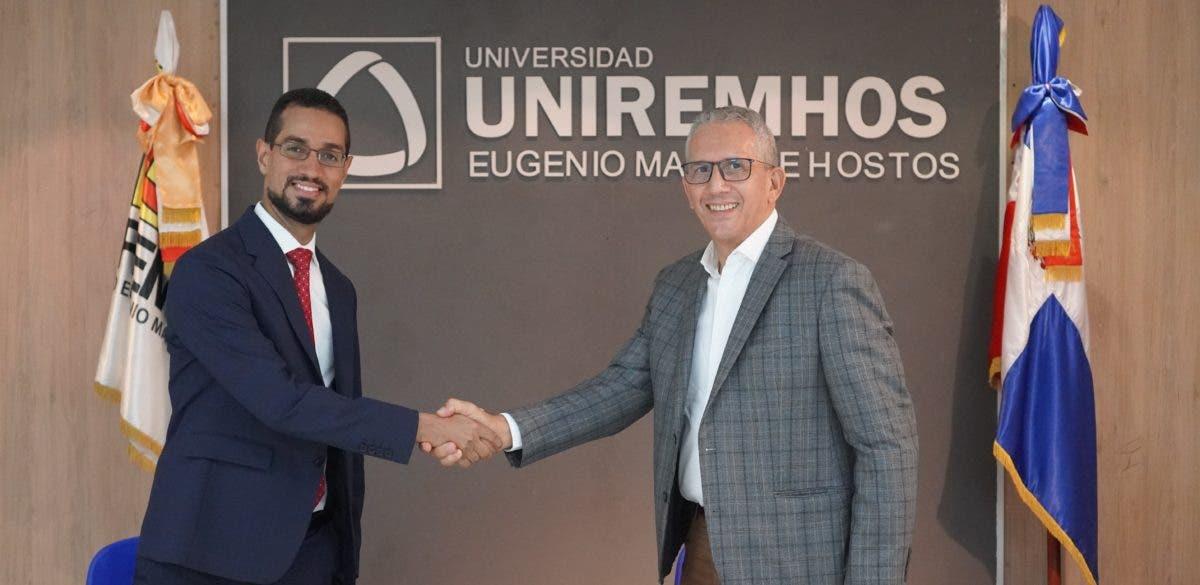 Uniremhos y CDC firman acuerdo de colaboración