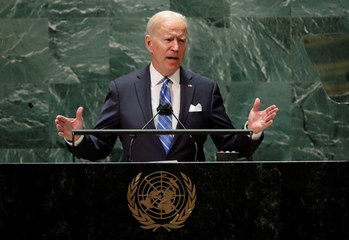 "Asamblea General de la ONU: Biden promete una ""nueva era de diplomacia"" tras la retirada de Afganistán"
