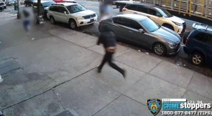 Video: Falla intento de secuestro en el Alto Manhattan
