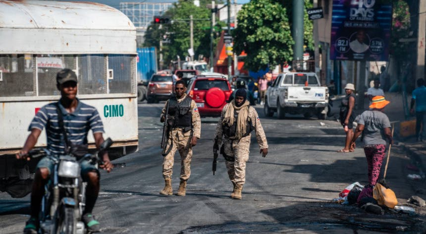 Delegados del Gobierno de Biden visitarán Haití esta semana