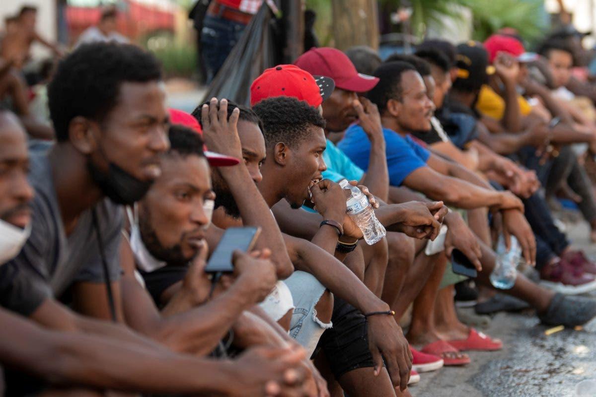 La crisis haitiana se expande por todo México y refleja la tragedia migrante