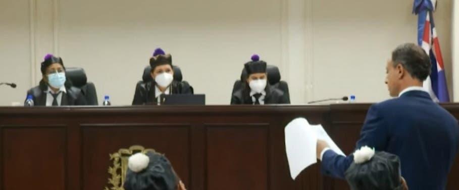 Corte decide si Jean Alain Rodríguez sigue o no en prisión