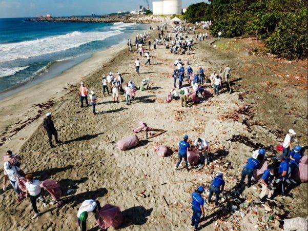 Limpieza de playas 1