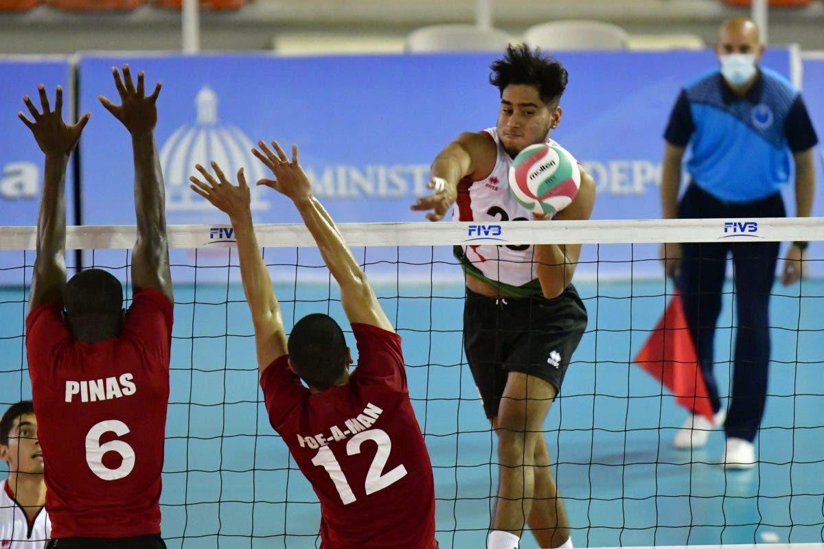 México logra primera victoria ante Suriname