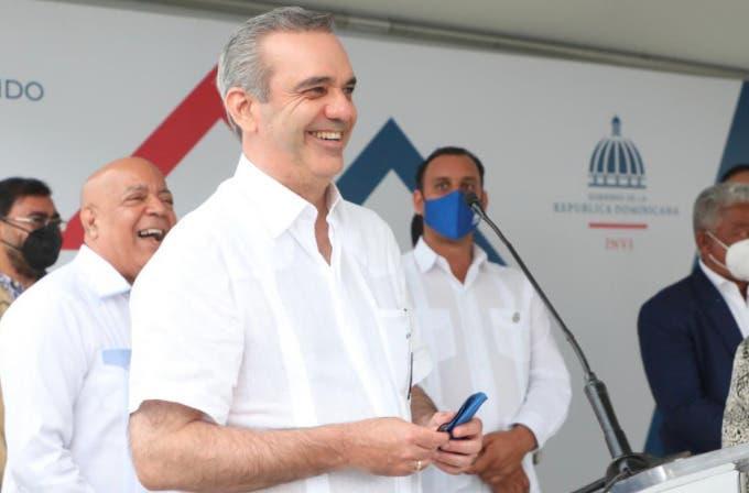 Luis Abinader desarrollará este fin de semana agenda de trabajo en Dajabón y Montecristi