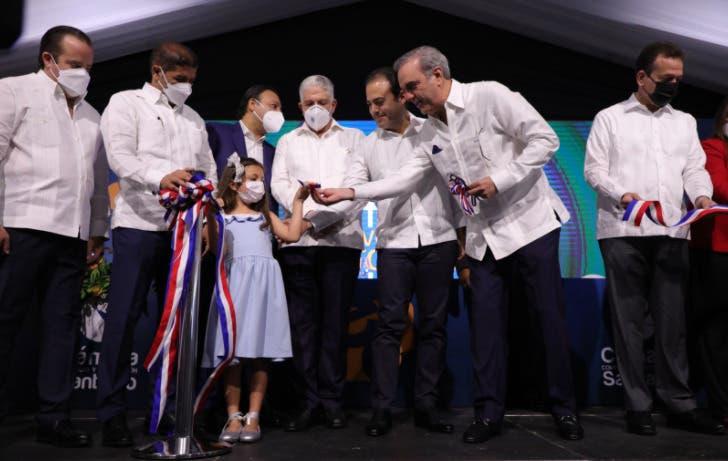 Luis Abinader lanza proyecto Santiago 2025 con inversión de 42 mil millones de pesos