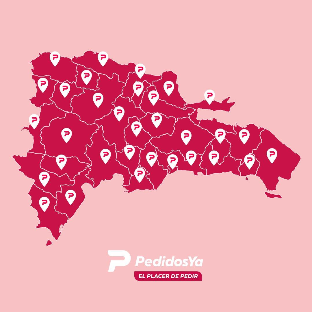 PedidosYa logra lanzamiento de sus servicios en Pedernales