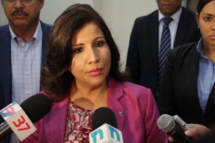 Vinculan a Margarita Cedeño a «Offshore» en Panamá