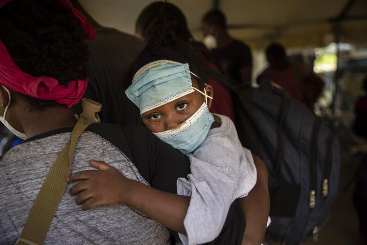 México anuncia que está dispuesto a acoger a migrantes haitianos