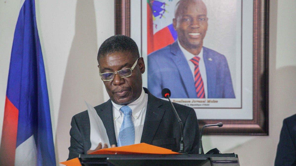 Nuevo ministro de Haití promete justicia en el caso del asesinato de Jovenel Moise