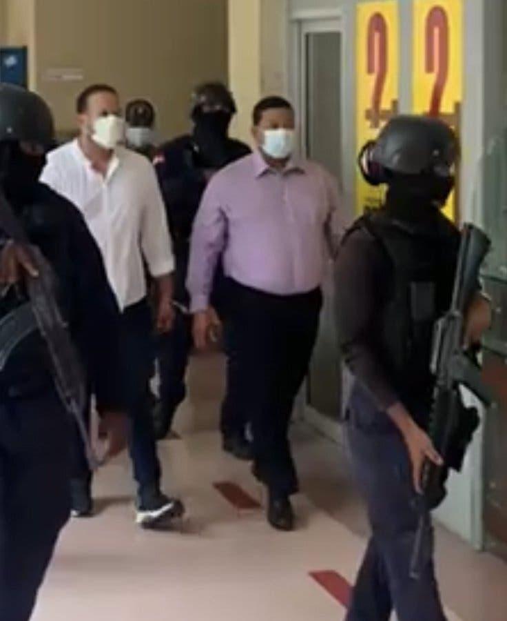 AHORA: Aplazan para octubre conocimiento de coerción a Juan Carlos Mosquea