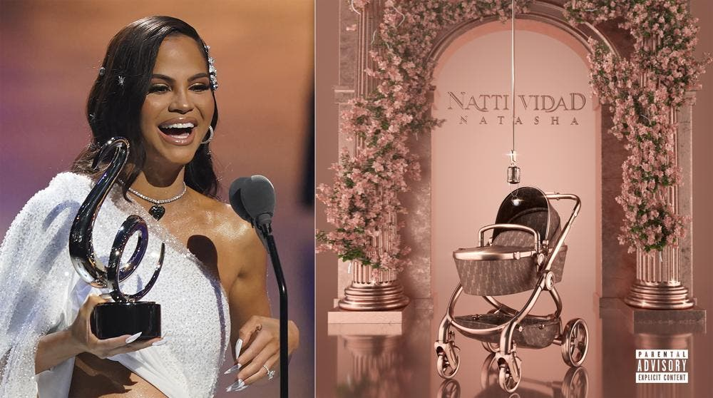 """""""NattiVidad"""": Natti Natasha renace con bebé y nuevo disco"""
