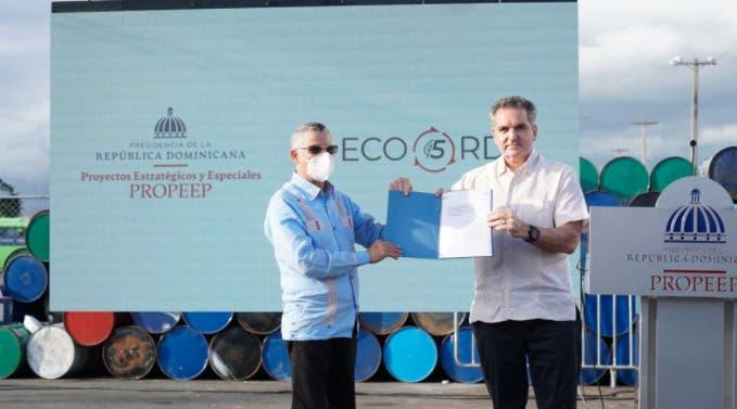 Gobierno recoge en SDE más de 200 mil toneladas de desechos sólidos en SDE
