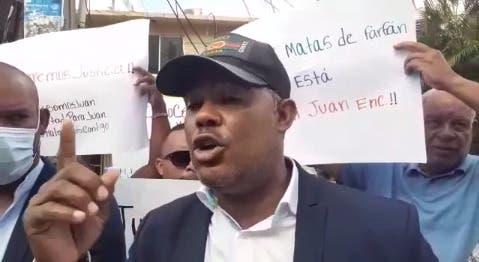 La advertencia que hizo expelotero al abogado Cándido Simón por caso Juan Encarnación