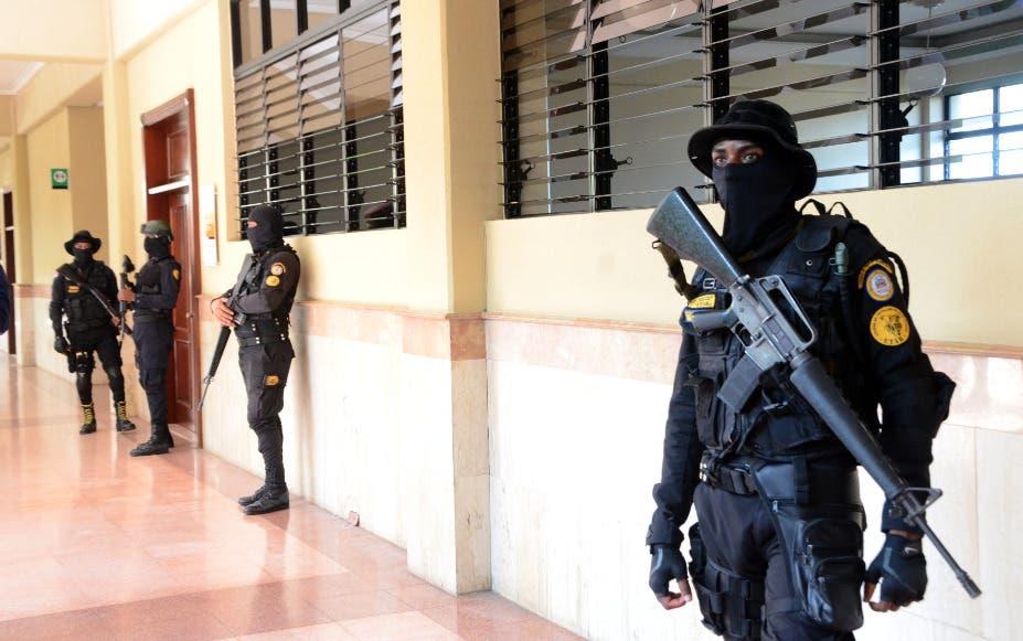 Operación Falcón: Cómo el envío de una foto ayudó identificar cabecillas red narco en Santiago