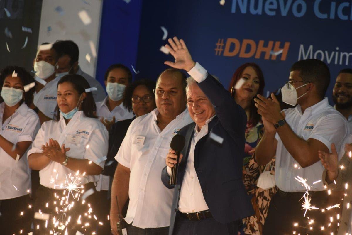 Senador Antonio Taveras presenta balance de su primer año de gestión