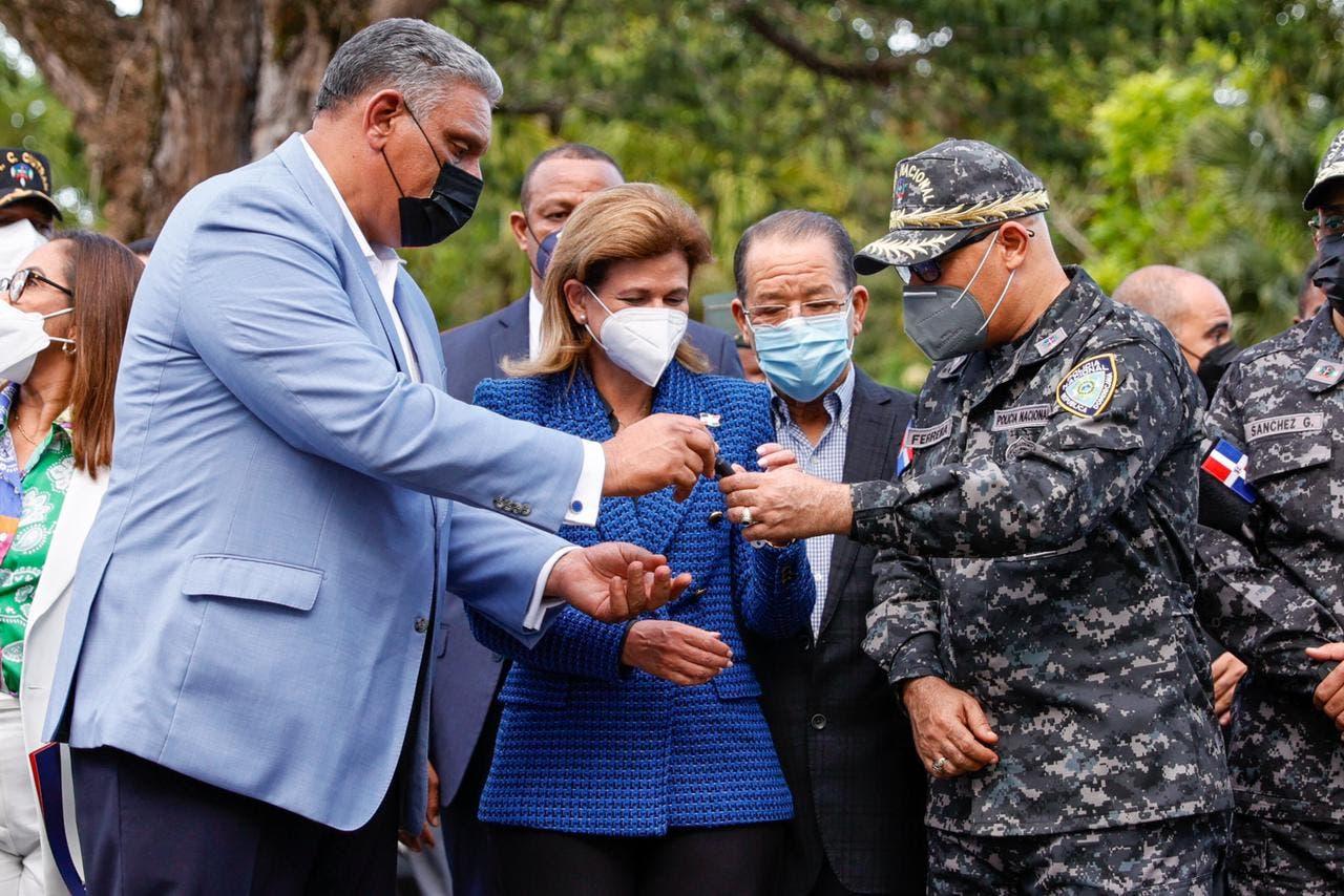 Gobierno lanza «Mi país seguro» en San Francisco de Macorís