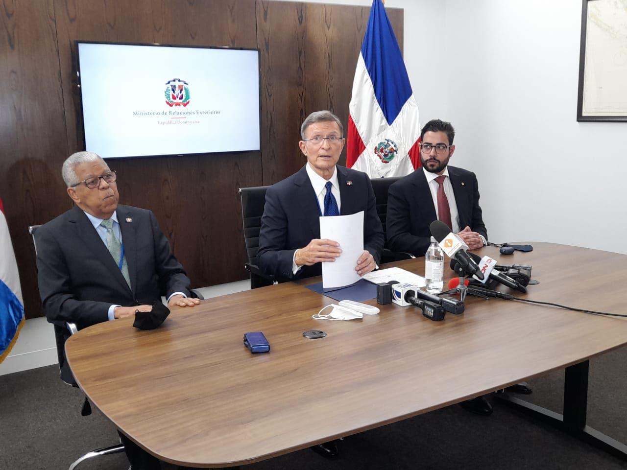 República Dominicana, Costa Rica y Panamá expresan preocupación por Haití ante la ONU