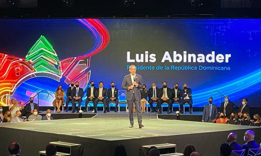 Presidente Abinader encabeza lanzamiento Marca País en Estados Unidos