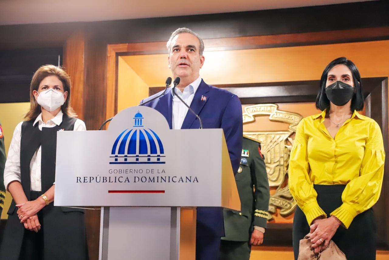 Abinader prefiere que reforma constitucional se trate en el Diálogo CES