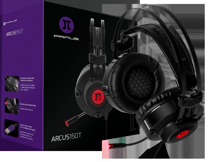 Presentan headsets de alta tecnología para los amantes de los videojuegos