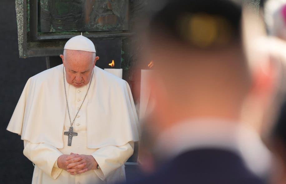 El papa Francisco sobre operación: «algunos me querían muerto»