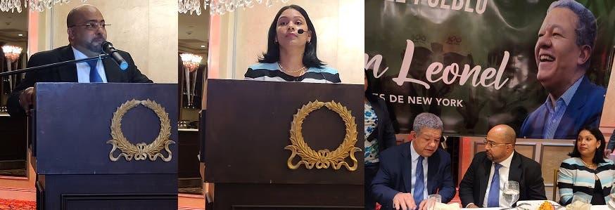 Proclaman en NY regreso Leonel es una necesidad nacional en RD