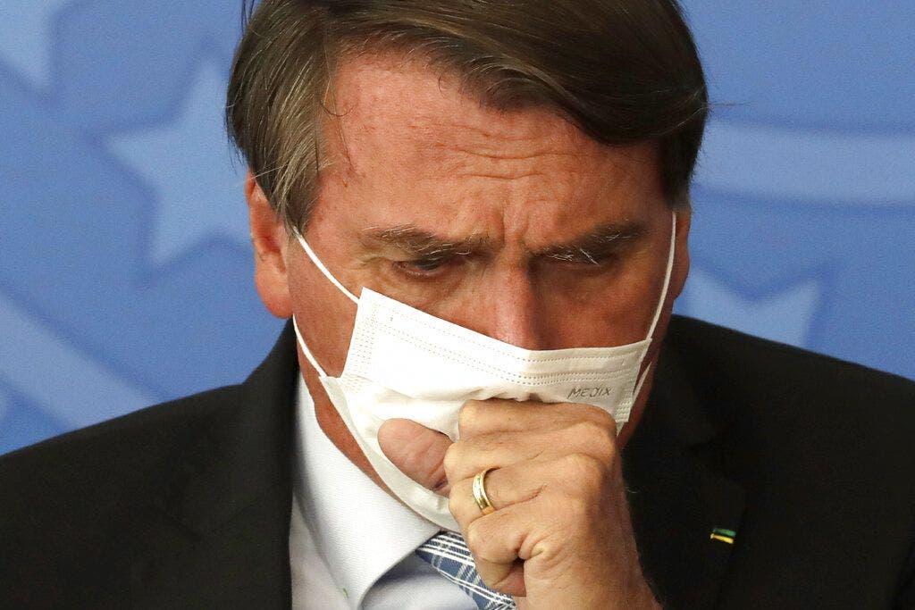 Piden cuarentena para Bolsonaro y comitiva que fue a la ONU