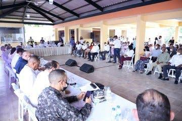 Abinader anuncia la entrega de fondos y obras para Santo Domingo Este