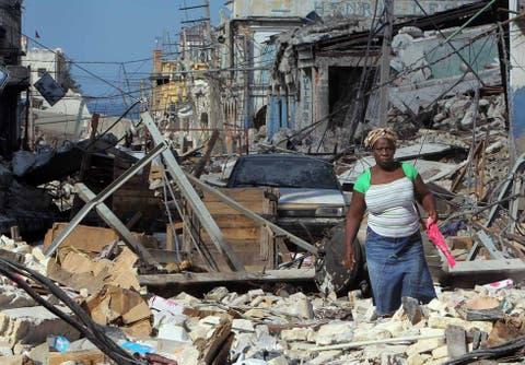 FAO hace un llamado urgente de fondos para apoyar a Haití