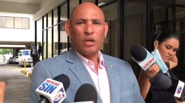 Diputado dice captura de dirigentes PRM por narco convierte en ilegal presidencia Abinader; pide renuncia
