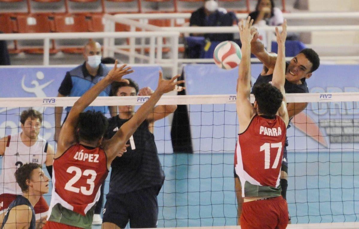 Estados Unidos vence a México en la segunda Fecha de la Copa PANAM
