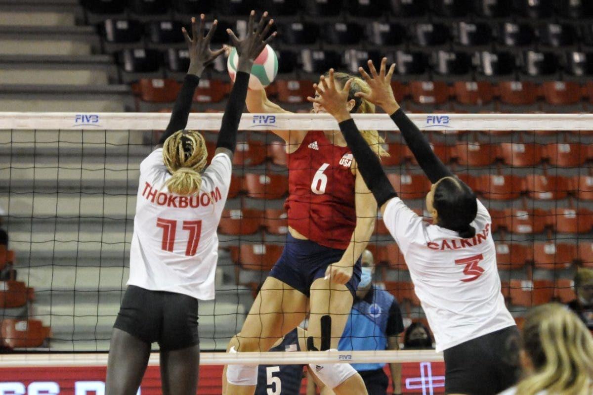 Estados Unidos logra tercera victoria consecutiva en Copa Panamericana