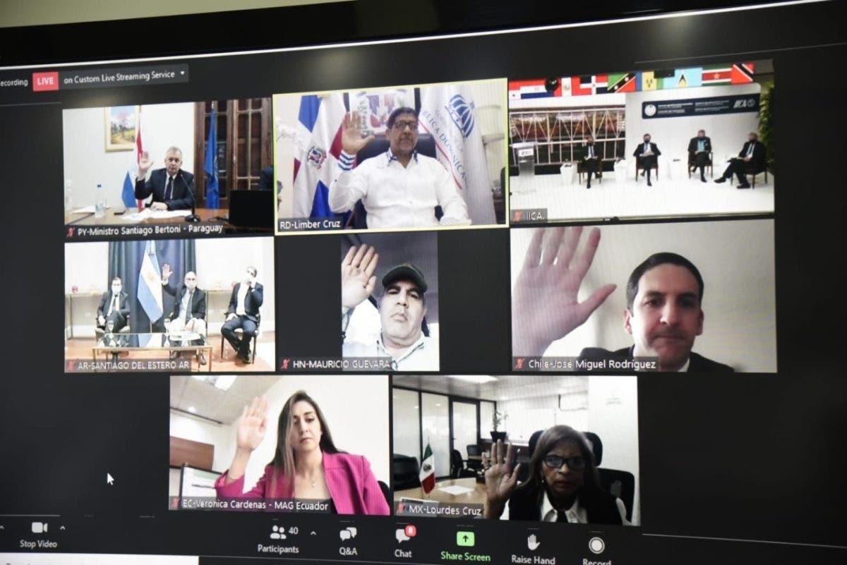 33 países se comprometen a ayudar a RD contra peste porcina africana