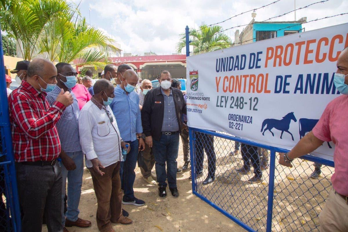 Habilitan Unidad de Control de Animales para evitar muertes por accidentes de tránsito