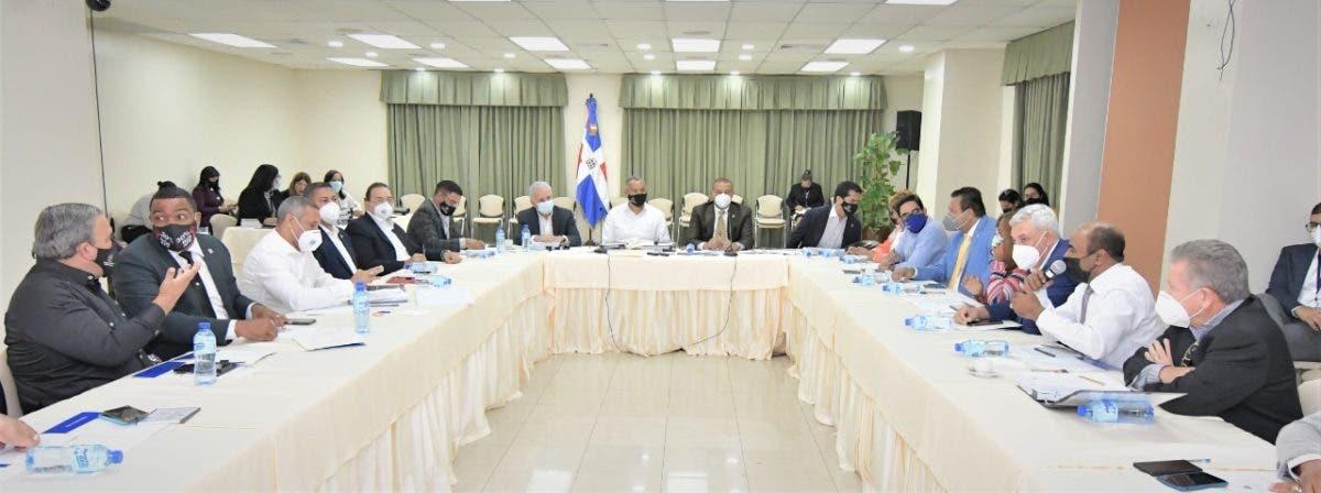 Comisión Bicameral establece la metodología para analizar el proyecto de Código Penal