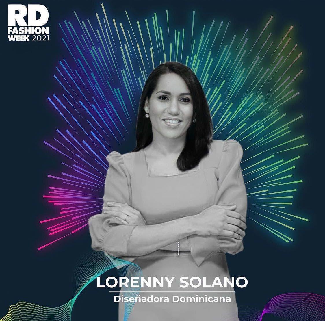 Lorenny Solano presenta la colección «Imparable» en RD Fashion Week