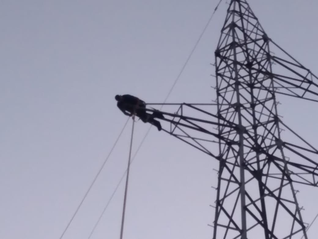 ETED restablece línea de transmisión Pimentel–Nagua