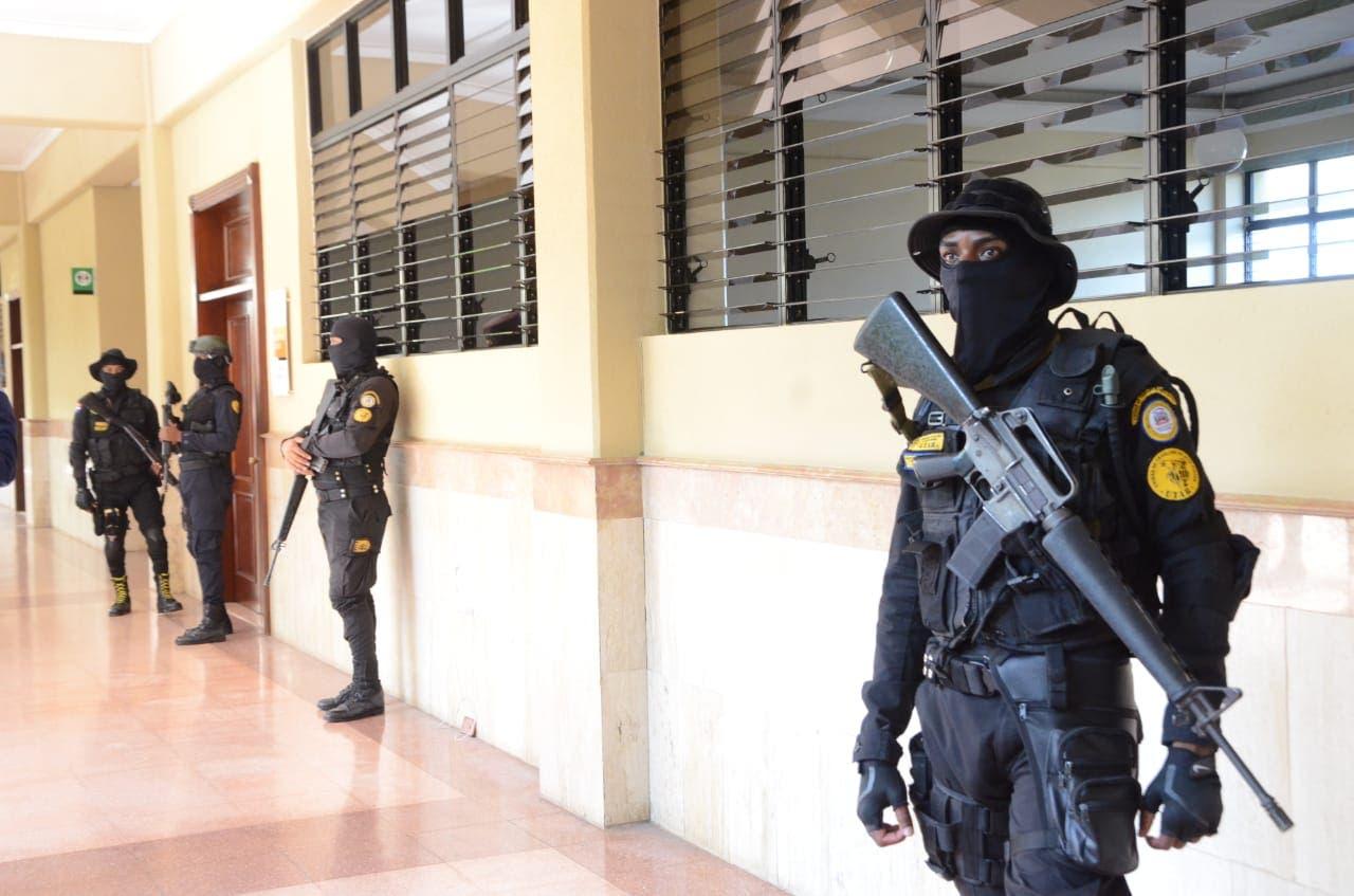 Operación Falcón: Jueza aún no inicia conocimiento de medida de coerción a implicados
