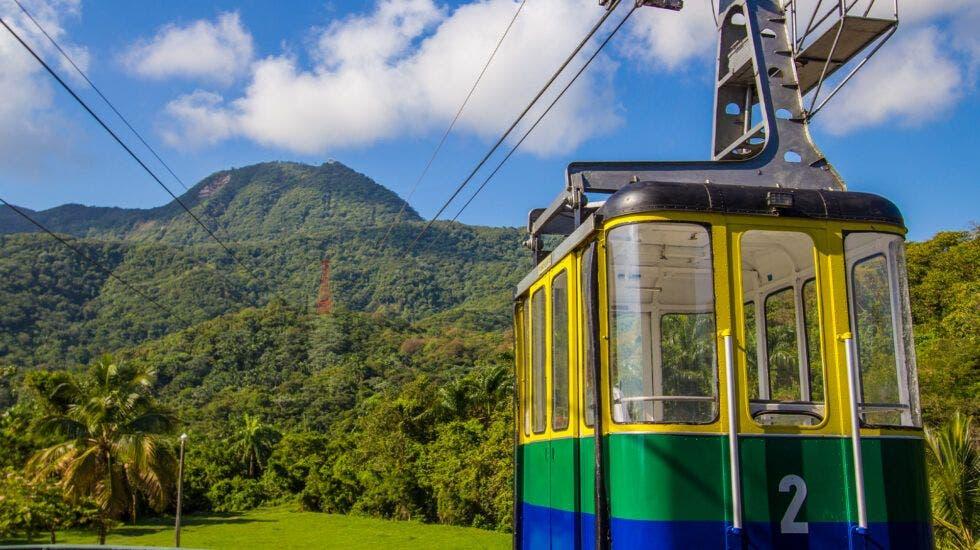 Reabrirán teleférico de Puerto Plata en cuatro semanas